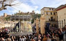 Jueves Santo en Granada: las mejores imágenes del Albaicín Nazareno