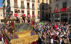 Miércoles Santo de esplendor en Granada
