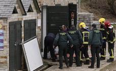 Muere una joven de 25 años al caerle una roca cuando visitaba una cueva en Lugo