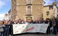 Doscientas personas marchan con Boadella en protesta por los «señalamientos» independentistas