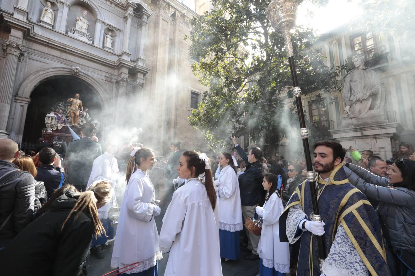 Las mejores imágenes del Domingo de Resurrección en Granada