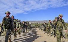 Prueba de Unidad de la Brigada de La Legión