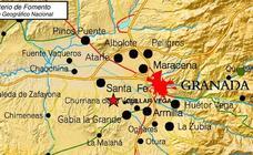 Sentido un terremoto de 2,7 grados en Cúllar Vega