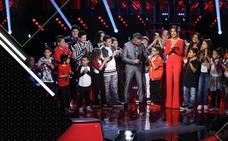 Los nuevos fichajes de 'La Voz Kids' para esta noche: estos son los famosos que asesoran a los 'coaches'