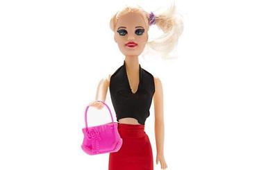 Aminata, la muñeca prostituta que lucha contra la prostitución infantil