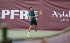 Roberto Carballés avanza en el Ferrero Challenger Open tras superar a Noah Rubin