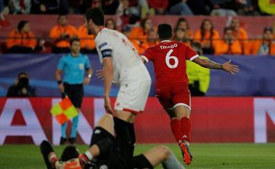 El Sevilla se suicida ante el Bayern