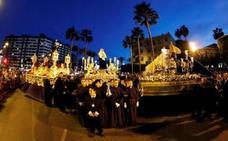 Ayuntamiento, cofrades y hosteleros creen que Almería ha vivido su mejor Semana Santa