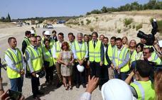 La A-32, 'plato fuerte' del Gobierno en Jaén