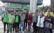 Rifirrafe entre el alcalde y Jaén en Común