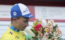 Jay McCarthy gana la tercera etapa y Alaphilippe sigue líder