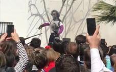El pueblo de Coripe lincha a una muñeca que representaba a Ana Julia Quezada, la asesina confesa de Gabriel