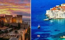 El vídeo que muestra por qué Granada debe ganar a Dubrovnik el premio a 'Mejor ciudad para visitar en 2018'