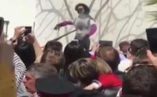 Linchan a un muñeco que representaba a Ana Julia, la asesina confesa del niño Gabriel