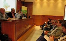 El tranvía y el Jaén Plaza irán en el nuevo plan de movilidad del área metropolitana de la capital