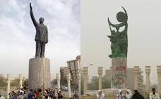 Los sueños convertidos en desilusiones 15 años después de Sadam Husein