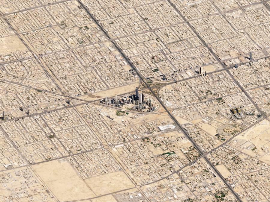 Espectaculares fotos de la Tierra desde el espacio