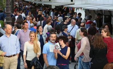 Más de 150 autores participan en la Feria del Libro de 2018 en Granada