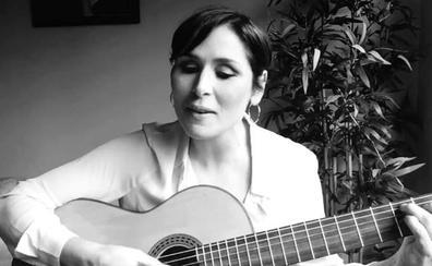 Rosa López hace su propia versión del tema 'Tu canción' de Almaia