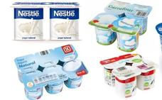 ¿Qué hay realmente tras la marca blanca de los yogures de Mercadona, Corte Inglés y Dia?