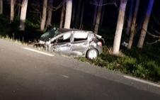 Tres de los cinco fallecidos este año en las carreteras no llevaban el cinturón