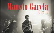 Aplazado el concierto de Manolo García en Jaén
