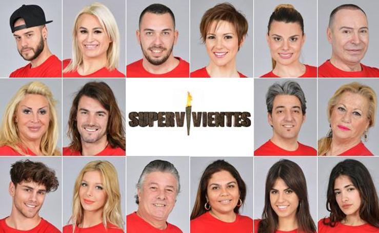 Los salarios semanales de los concursantes de Supervivientes 2018