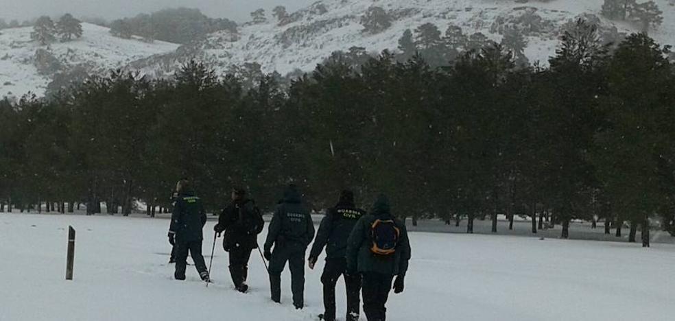 Buscan a un excursionista perdido hace cuatro días en la Sierra de Cazorla
