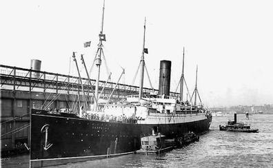 El ángel del 'Titanic'