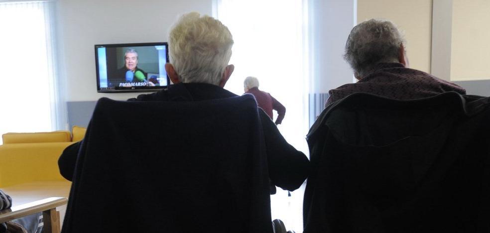 El último hogar para los ancianos