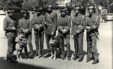 Los 'polillas' de la Guardia Civil