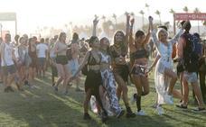 Polémica en el exhibicionista Festival de Coachella: música, postureo y denuncia