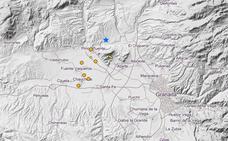 16 terremotos sacuden Granada y sus pueblos en menos de tres horas