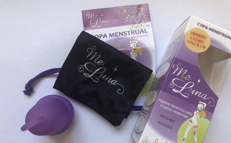 ¿Has probado la copa menstrual? Ya puedes comprarla muy cerca de ti