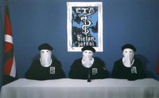 ETA anunciará su disolución el primer fin de semana de mayo, según ETB