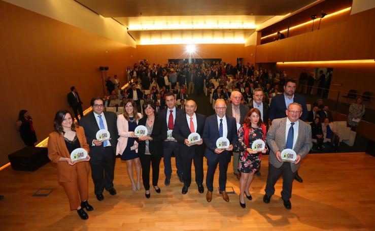 IDEAL entrega los Premios Agro a la excelencia del sector agrícola