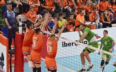 Unicaja Almería lamenta el error en un partido 'loco' en Teruel