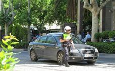 Más de 900 conductores son sancionados en la capital en una semana por exceso de velocidad