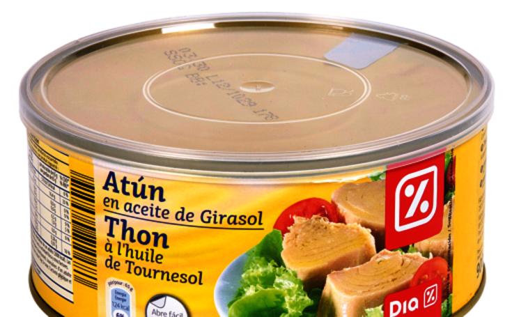 Así son los atunes de Carrefour, Lidl, Mercadona y Día