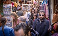El turismo vuelve a registrar datos positivos en Granada