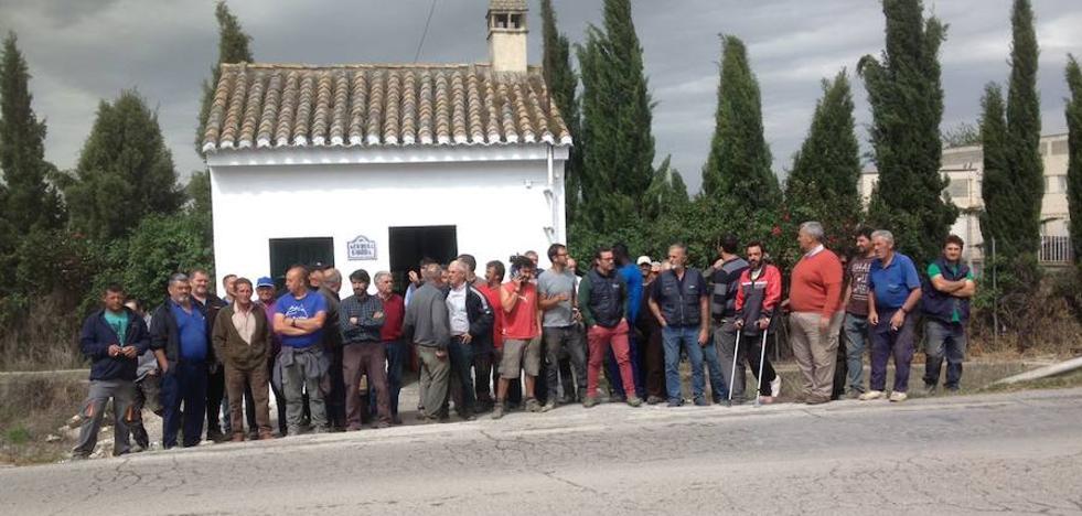 El riego de 4.000 hectáreas de la Vega de Granada, en el aire por falta de permisos