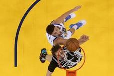 Los Spurs dicen adiós a los playoffs en la posible despedida de Ginóbili