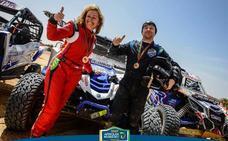 Motoquad Mágina Racing Team termina con éxito en Marruecos