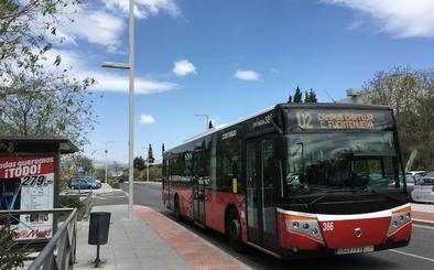 Retienen un autobús cuyo seguro no figuraba en la base de datos