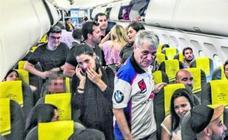 El inquietante mensaje de un piloto de Vueling que vació parte del avión