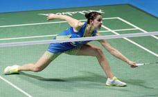 Carolina Marín accede a semifinales con su perfil más agresivo