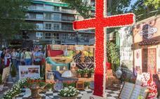El mapa de las 53 cruces a las que podrás ir este año en Granada