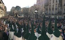 La participación de hermanos en las procesiones creció un 25% respecto a 2017