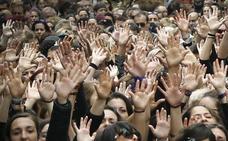 Miles de personas vuelven a protestar en Pamplona por la sentencia de 'La Manada'