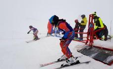 Punto final a la temporada de competiciones en Sierra Nevada